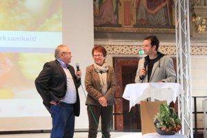 Christian Hügelsberger (Betriebsküche Linz, Land OÖ) spricht über die Zukunft des nachhaltigen Speiseplans