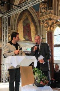 Jan Moudry (Universität Budweis) erzählt vom nachhaltigen Speiseplan in Tschechien