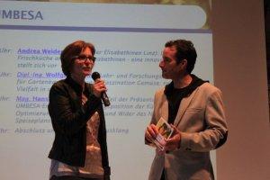 Andrea Weidenauer (Krankenhaus der Elisabethinen Linz) im Interview