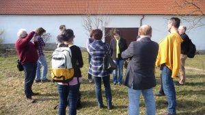 Besichtigung des Biohofs in Rančice (1)